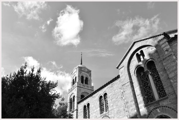 Athens in B&W: 14