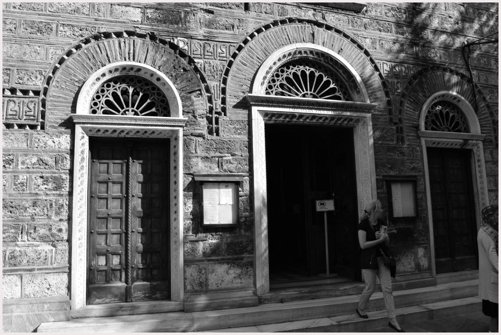 Athens in B&W: 15