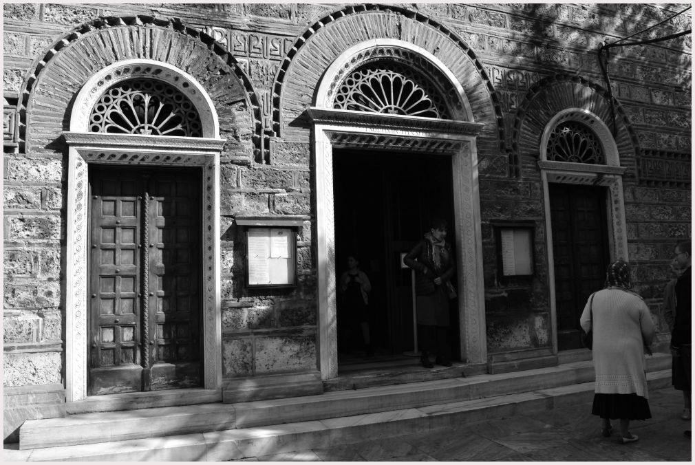 Athens in B&W: 17
