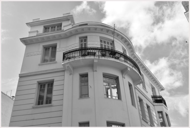 Athens in B&W: 20