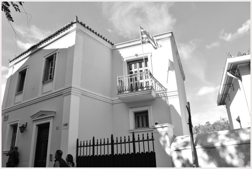 Athens in B&W: 25
