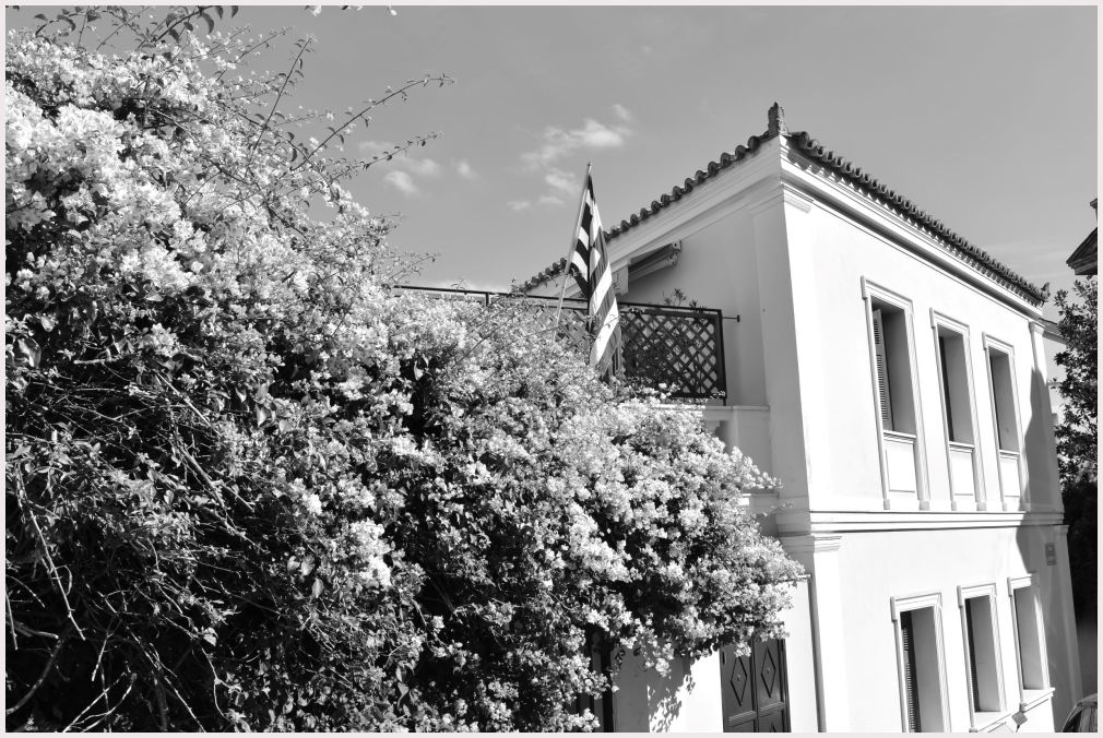 Athens in B&W: 26