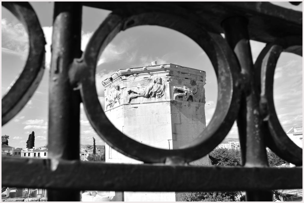 Athens in B&W: 32