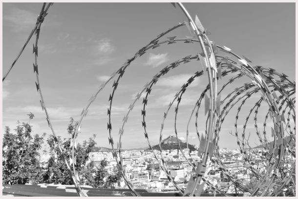 Athens in B&W: 48