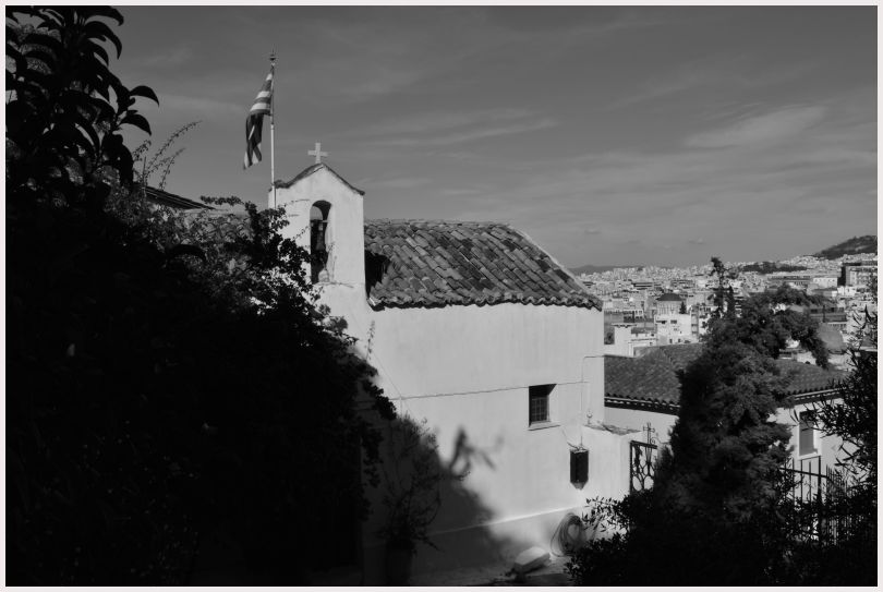Athens in B&W: 53