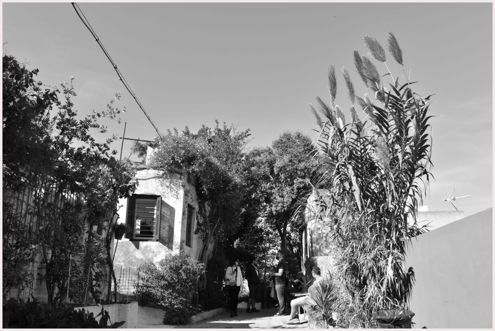 Athens in B&W: 56