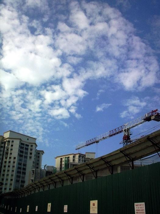Compassvale View Construction