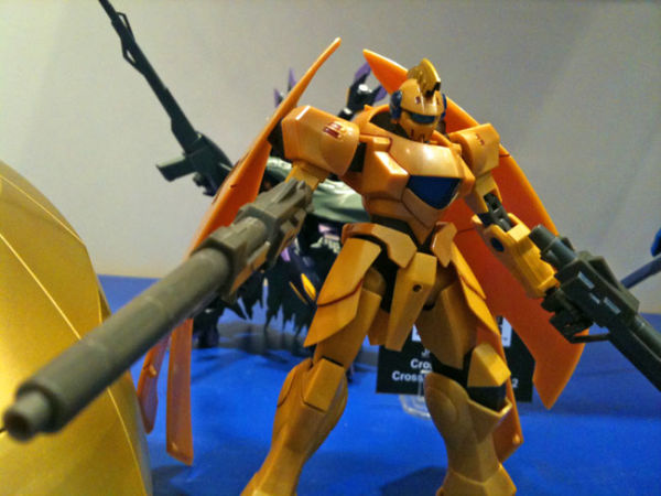 Gundam Fiesta 2009 in Singapore