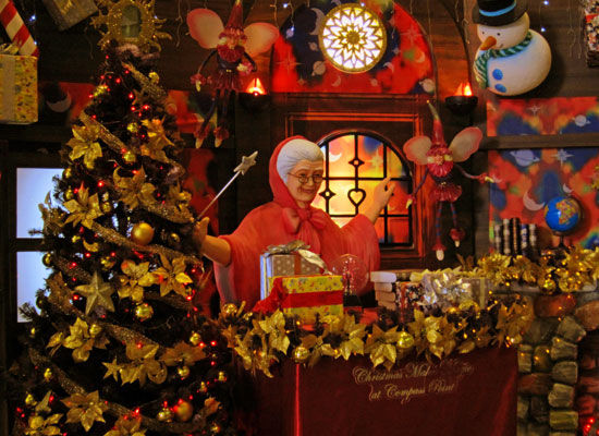 Christmas in Compasspoint, Singapore
