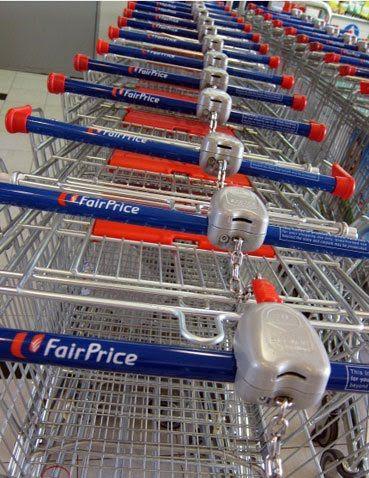 Supermarket Trollies