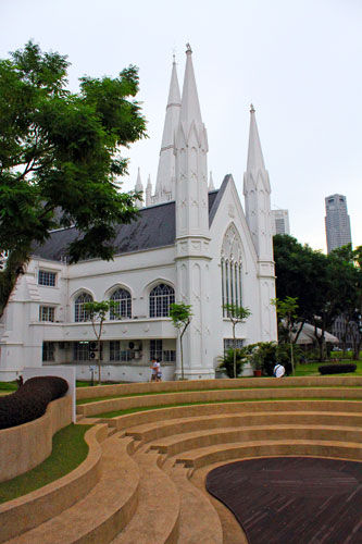 St Andrew Cathedral, Singapore