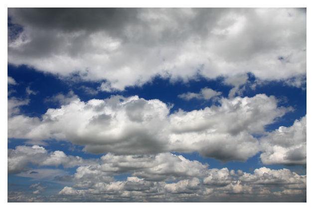 Clouds ...