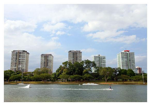 Jet Ski in East Coast, Singapore