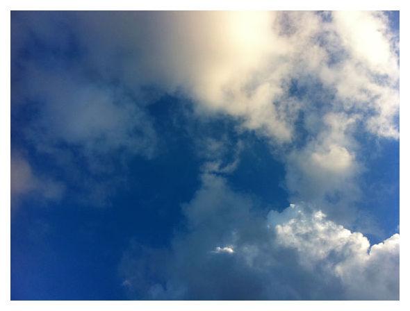 Clouds, Singapore