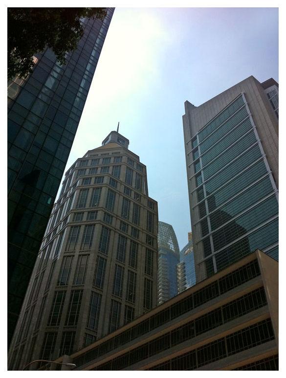 Central business district, Singapore