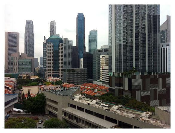 Around Singapore