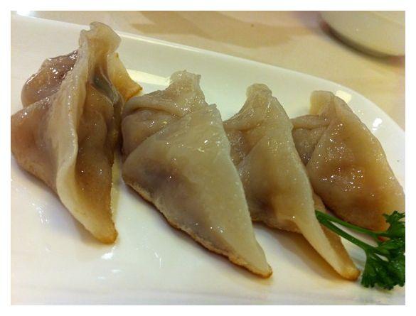 Dumplings, at Xian De Lai, Singapore