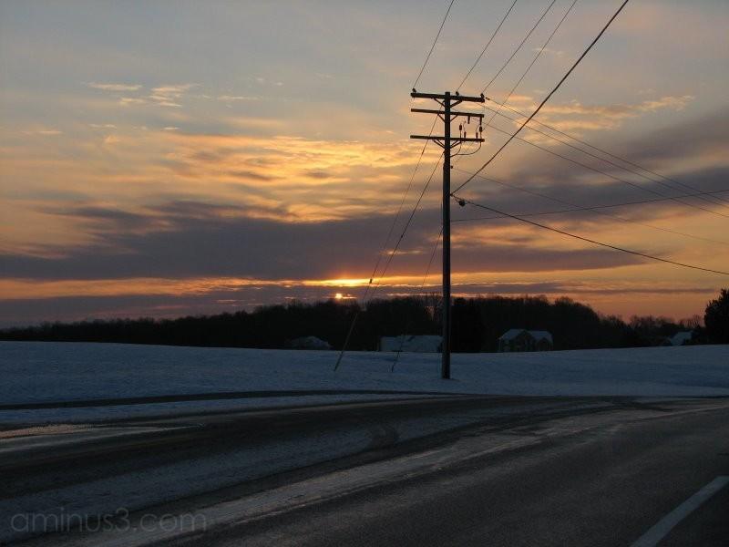 Commuting Sunrise