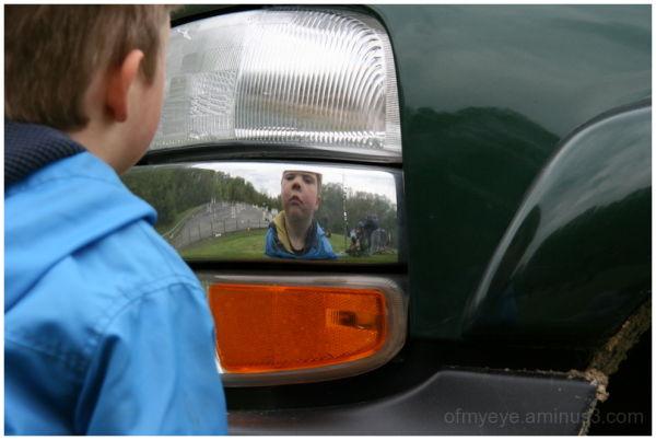 Bumper reflection