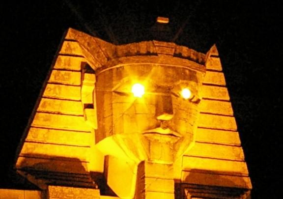 Pachinko Sphinx