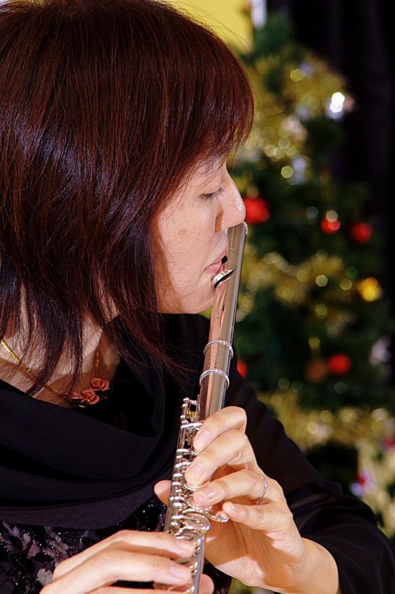 Flute Lady II