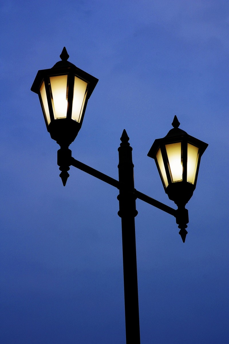 Aomi Street Lamps Cityscape Amp Urban Photos Japan From
