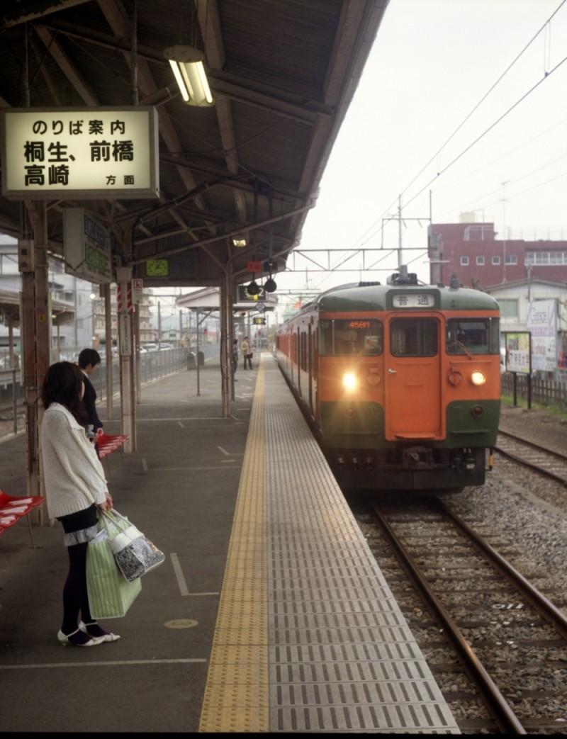 Ashikaga Station