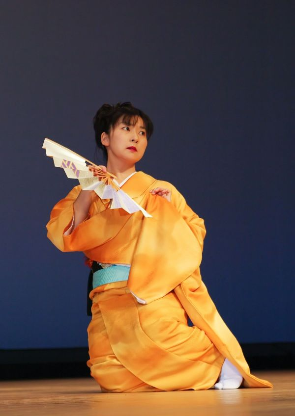 Golden Kimono IV