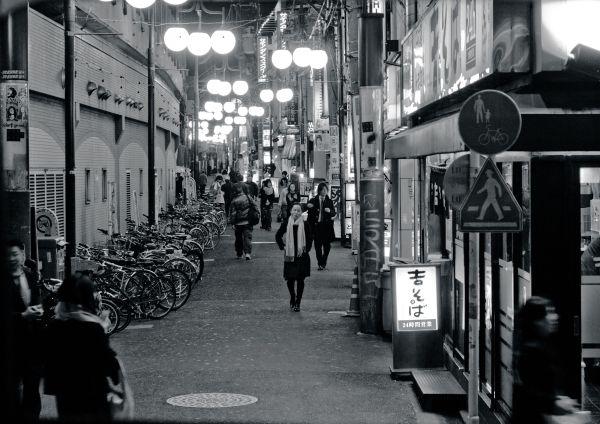 中目黒駅付近