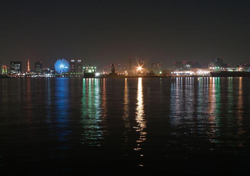 Tokyo Bay After Dark I