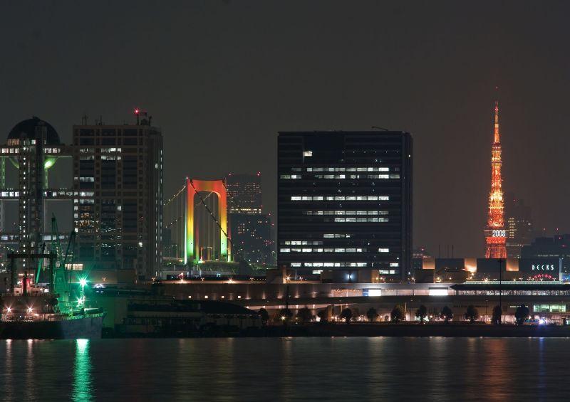 Tokyo Bay After Dark III