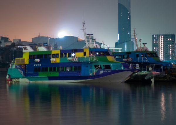 Tokyo Bay After Dark IV
