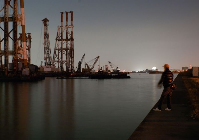 Tokyo Bay After Dark VI