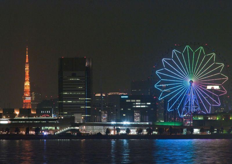 Tokyo Bay After Dark IX