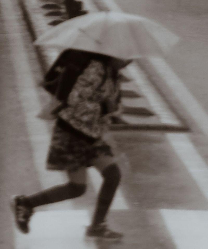 One Rainy Day in Tokyo VI