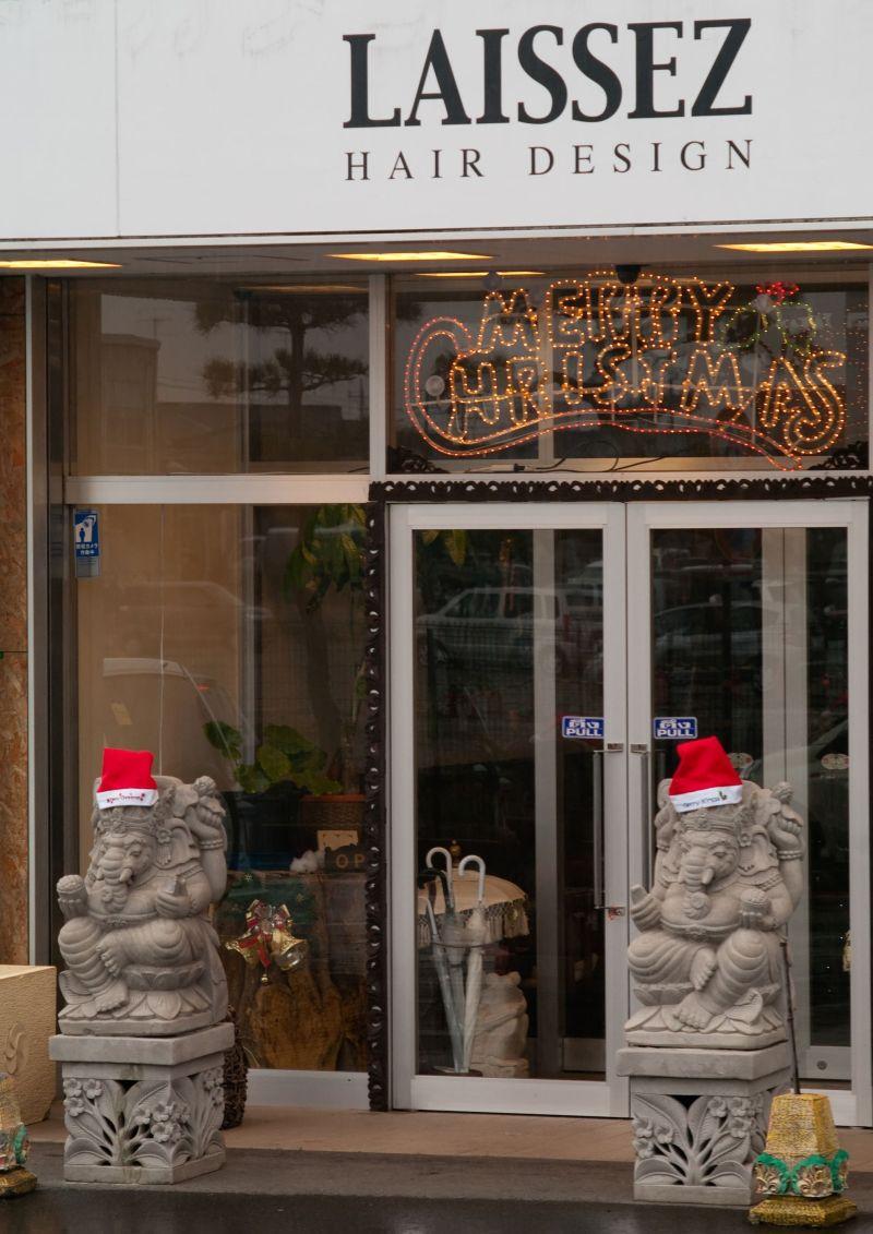 Ganesh Claus