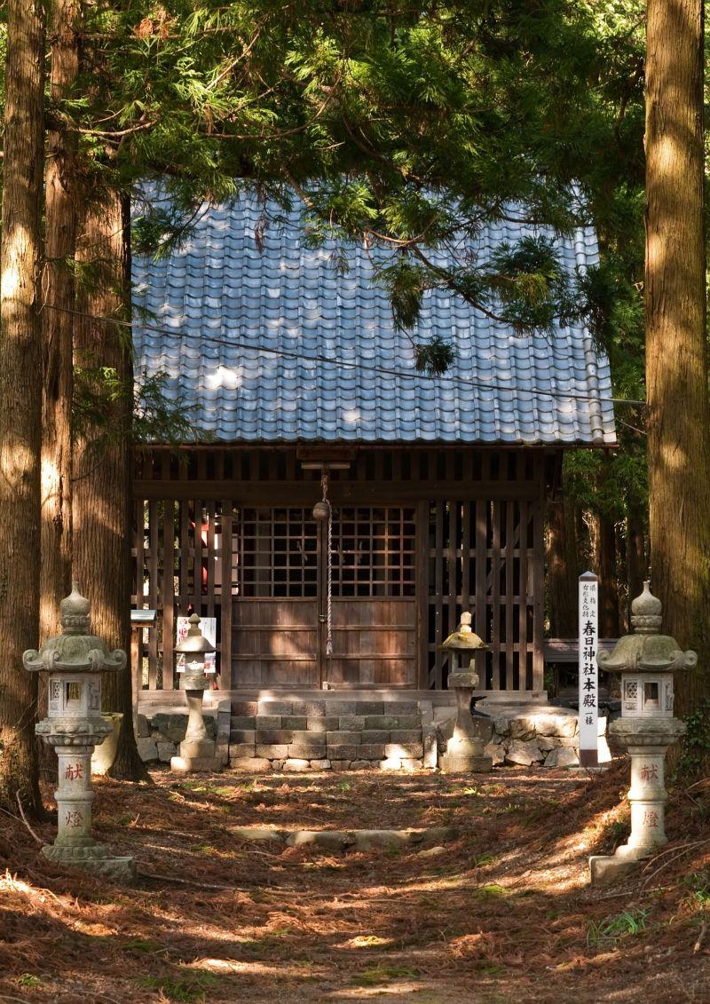 春日神社 I