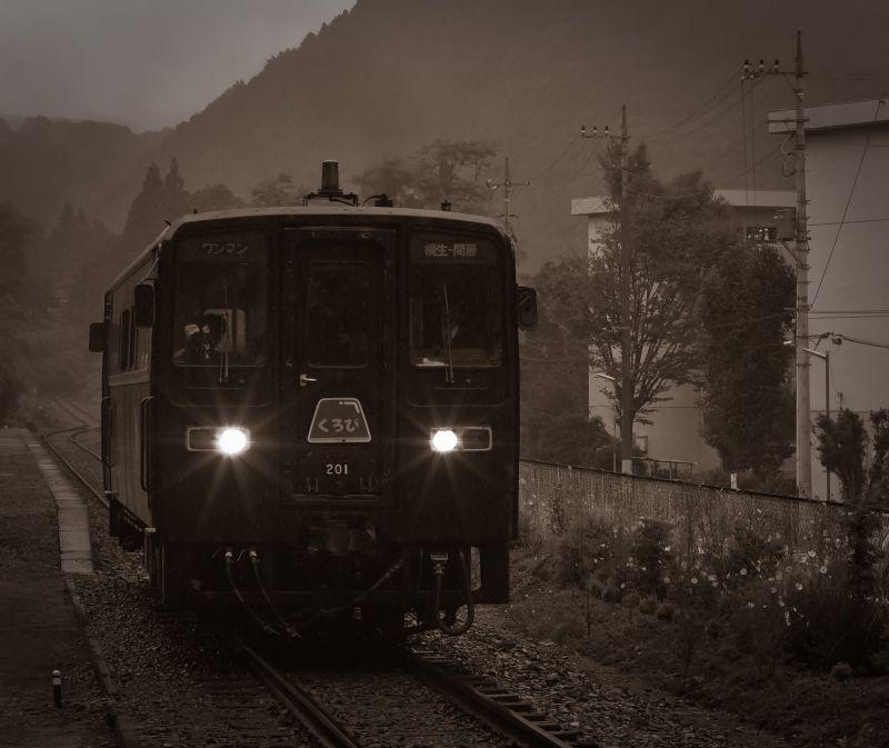 わたらせ渓谷鐵道 I