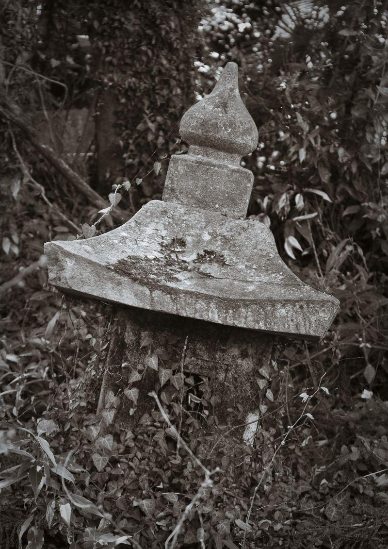 Matsuura Family Cemetery (Shimonita) V