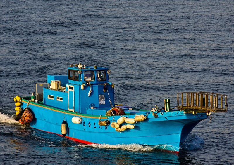 No. 8 Otome-Maru