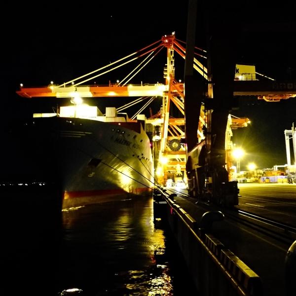 Maersk Kushiro (Yokohama)