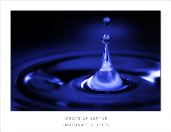Droplet photo with