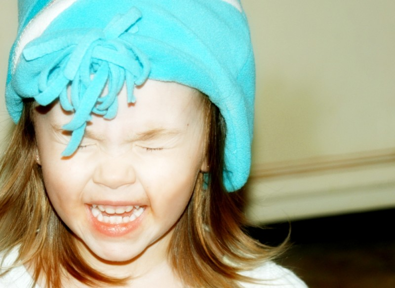 my dorky daughter