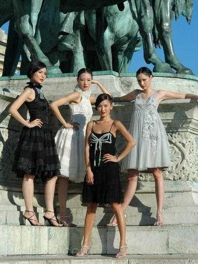 Hong Kong's Fashion Heroines