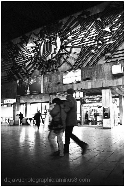 Sofia Central Station