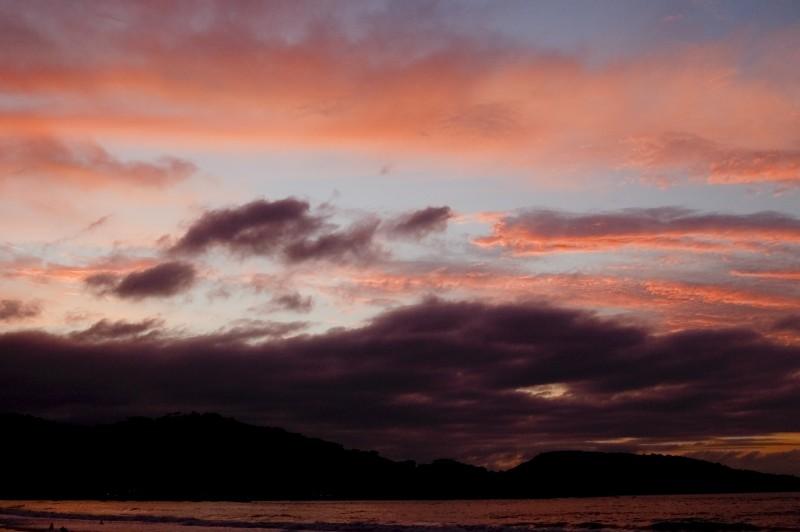 Painted Sky - Sunset