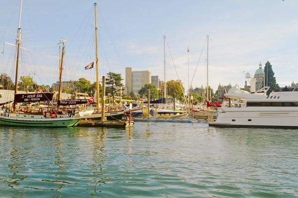 Tour Boats - Victoria BC