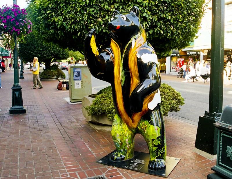 Street Bear