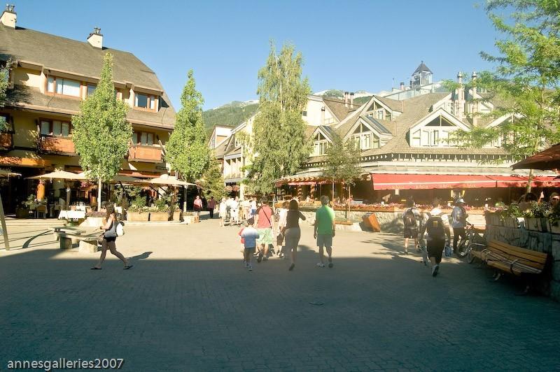 More of Whistler Village
