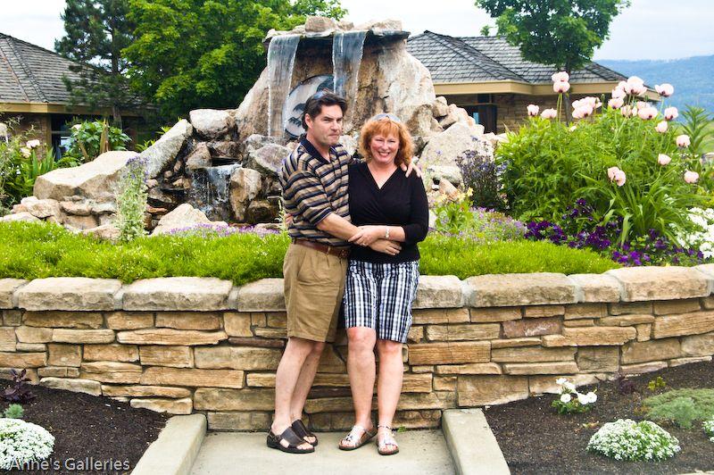 Nigel and Sharon Trigg